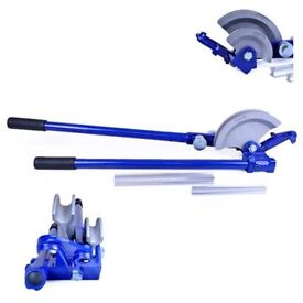 Eclipse EHB1522 Hand Pipe Bender for Copper Tube 15mm-22mm