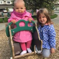 Nanny Wanted - Awesome nanny needed for June!