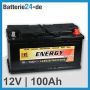 Bootsbatterie
