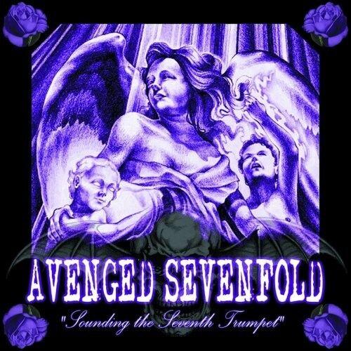 AVENGED SEVENFOLD - SOUNDING THE SEVENTH TRUMPET(LTD.DOUBLE VINYL)2 VINYL LP NEU
