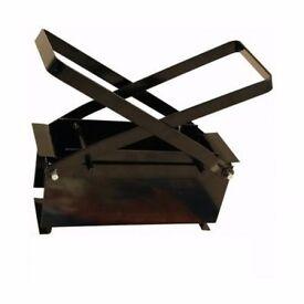 Paper Log Briquette Maker - Brand New - Kilmarnock Area