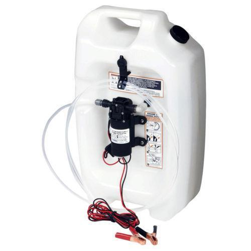 Marine oil change pump ebay for Outboard motor oil change pump