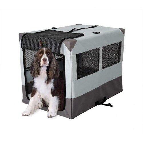 dog camper portable soft sided travel tent