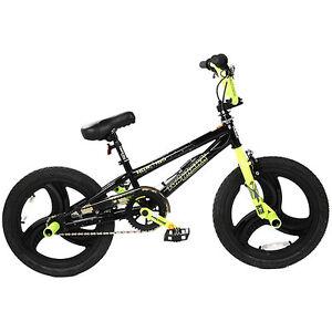 Boys 18inch Tony Hawk HuckJam Freestyle Bike in EUC  Gently used