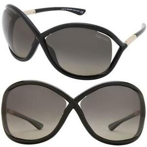 af88a867b7 Tom Ford Whitney Sunglasses Black