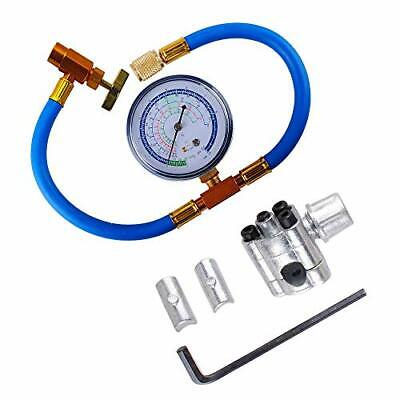 Bpv31 Piercing Valve For Bullet With R134a Charging Hose Refrigerant Can Tap