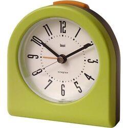Bai Pick-Me-Up Alarm Clock, Cyber Lime
