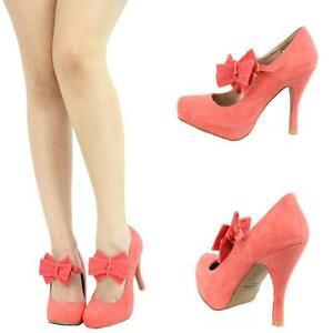 Coral Heels | eBay