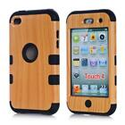 iPod Touch 4th Generation Wood Case