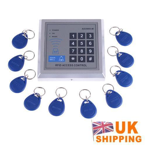 Door entry fob system ebay for Door entry fobs
