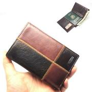 Mens Zip Wallet