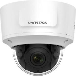 Hikvision EasyIP 3.0 DS-2CD2755FWD-IZS 5 Megapixel Network Camera - Color - 98.43 ft Night Vision - H.264+, H.264, H.265