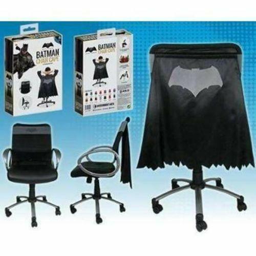 Justice League Movie Batman Chair Cape NEW
