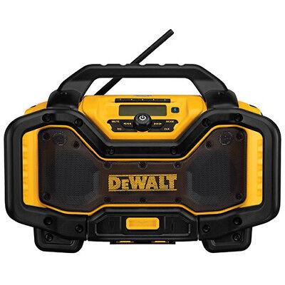 DEWALT DCR025 Li-Ion Bluetooth Radio Charger New