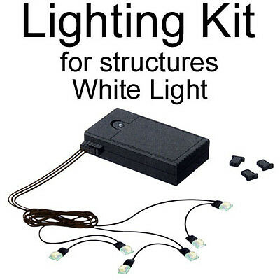 Tomytec LED Lighting Kit E2 for Inside Structures (White Light) 1/150 N scale