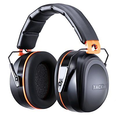 Best Noise Cancelling Safety Ear Muffs Shooters Hearing Protection Headset (Best Noise Cancelling Earmuffs)