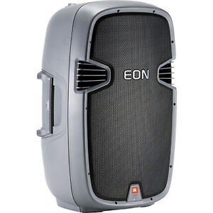 Caisses JBL EON 315 280 WATTS excellente condition 449$ chacune.