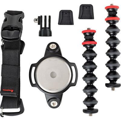 Joby GorillaPod Rig Upgrade Adaptable with 3K and 5K GorillaPod Kits