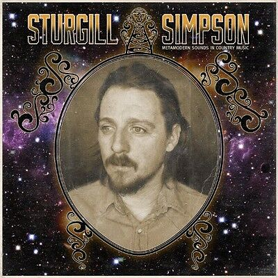 Sturgill Simpson   Metamodern Sounds In Country Music  New Vinyl