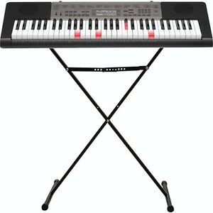Casio LK 165 st Electric Keyboard w/stand - New in box