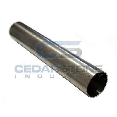 Stainless Steel 304 Sanitary Straight Tubing 1.5 1ft
