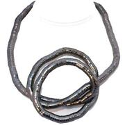 Flexible Snake Necklace