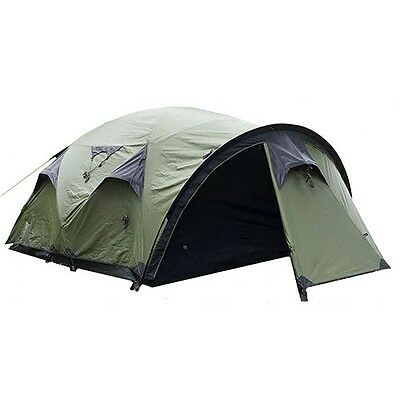 Proforce Equipment 92894 The Cave 4 Person Tent Waterproof Olive