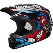 Fox Youth Helmet