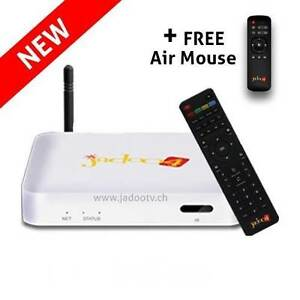 Jadoo TV 4Q, only this week special price , Free Air mouse, Berala Auburn Area Preview