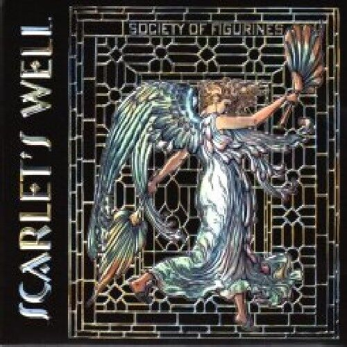Scarlet's Well - Society of Figurines [New CD]