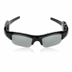 Sports Cam Sunglasses with HD Video