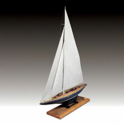 """Amati Yacht Endeavour 46"""" Museum Quality Wooden America's Cup Ship Model Kit  for sale  Everett"""