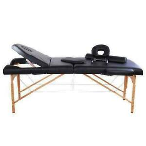 SALE @ WWW.BETEL.CA || $100 off & Free Delivery || Brand New Pro Massage Physio Esthetics Table Set || RED & BLACK