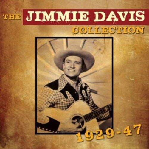 Jimmie Davis - Jimmie Davis Collection 1929 - 1947 [New CD]