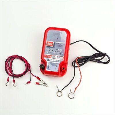 Weidezaungerät 12 Volt - Elektrozaungerät Weidegerät - Stromgerät für Weidezaun