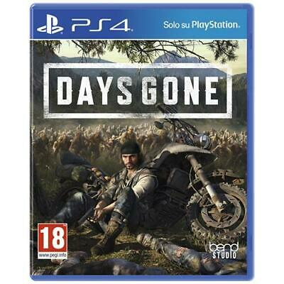 SONY PS4 - Days Gone - Day One: 26/04/2019