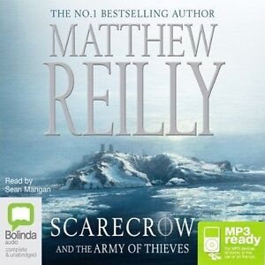 Matthew-REILLY-SCARECROW-and-the-ARMY-of-THIEVES-Audiobook