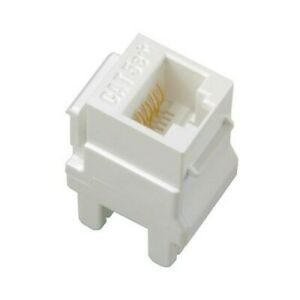 Legrand AC5ERJ45W1 Cat 5e RJ45 Data Phone Insert