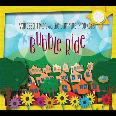Vanessa Trien and the Jumpi...-Bubble Ride (US IMPORT) CD NEW