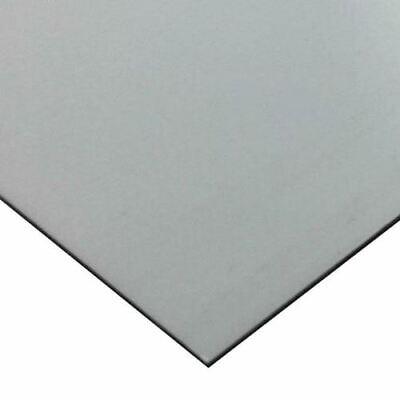 Clear Anodized Aluminum Sheet 0.063 X 24 X 48