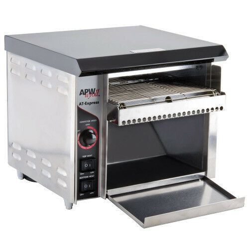Apw Wyott At Express Countertop Electric Conveyor Toaster