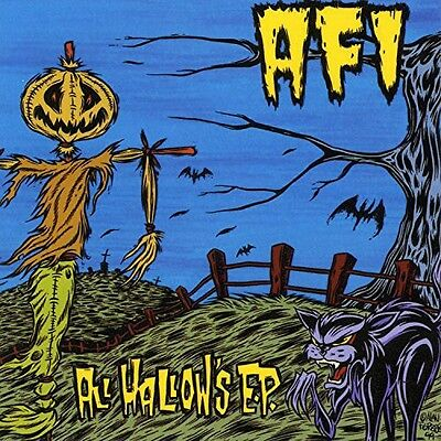 New Hallow (AFI - All Hallow's E.P. [New Vinyl] Colored Vinyl, Extended)