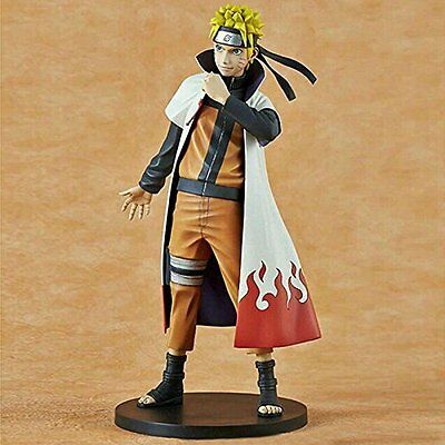 "Naruto Uzumaki Japanese Anime Collection Model Statue Toy 10"" Figure NEW IN BOX"