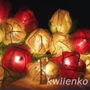 Red Rose Fairy Lights