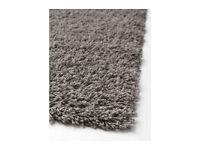 Brand new IKEA rug (2 items) Grey and Cream