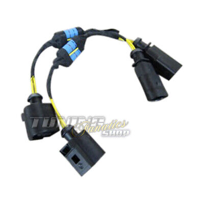 For Original VW LED License Plate Light #1 Canbus Adapter Cable Loom