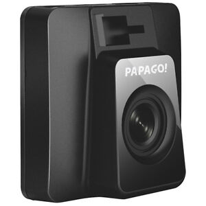 """Papago GoSafe HD 720p Dashcam with 2"""" LCD Screen & 8GB Micro SD"""