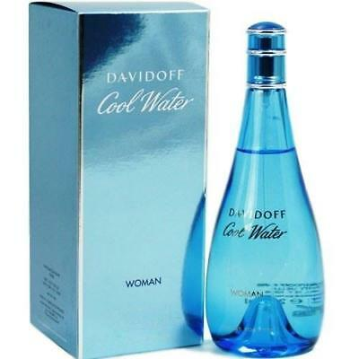 COOL WATER by Davidoff Perfume 3.4 oz edt New in Box Davidoff Cool Water Perfume