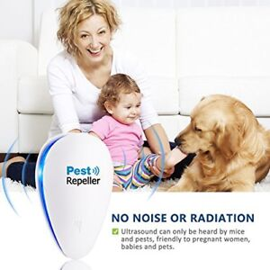 Ultrasonic Pest Repeller Electronic Mice Repellent
