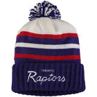 Purple Toronto Raptors NBA Fan Cap, Hats